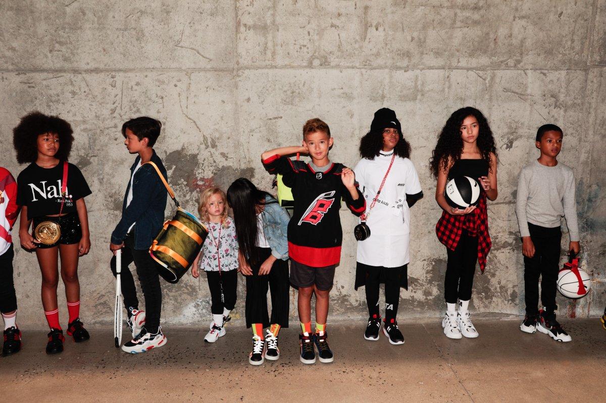 China Day - Anta Kids, Spring 2020, New York Fashion Week, September 8 2019