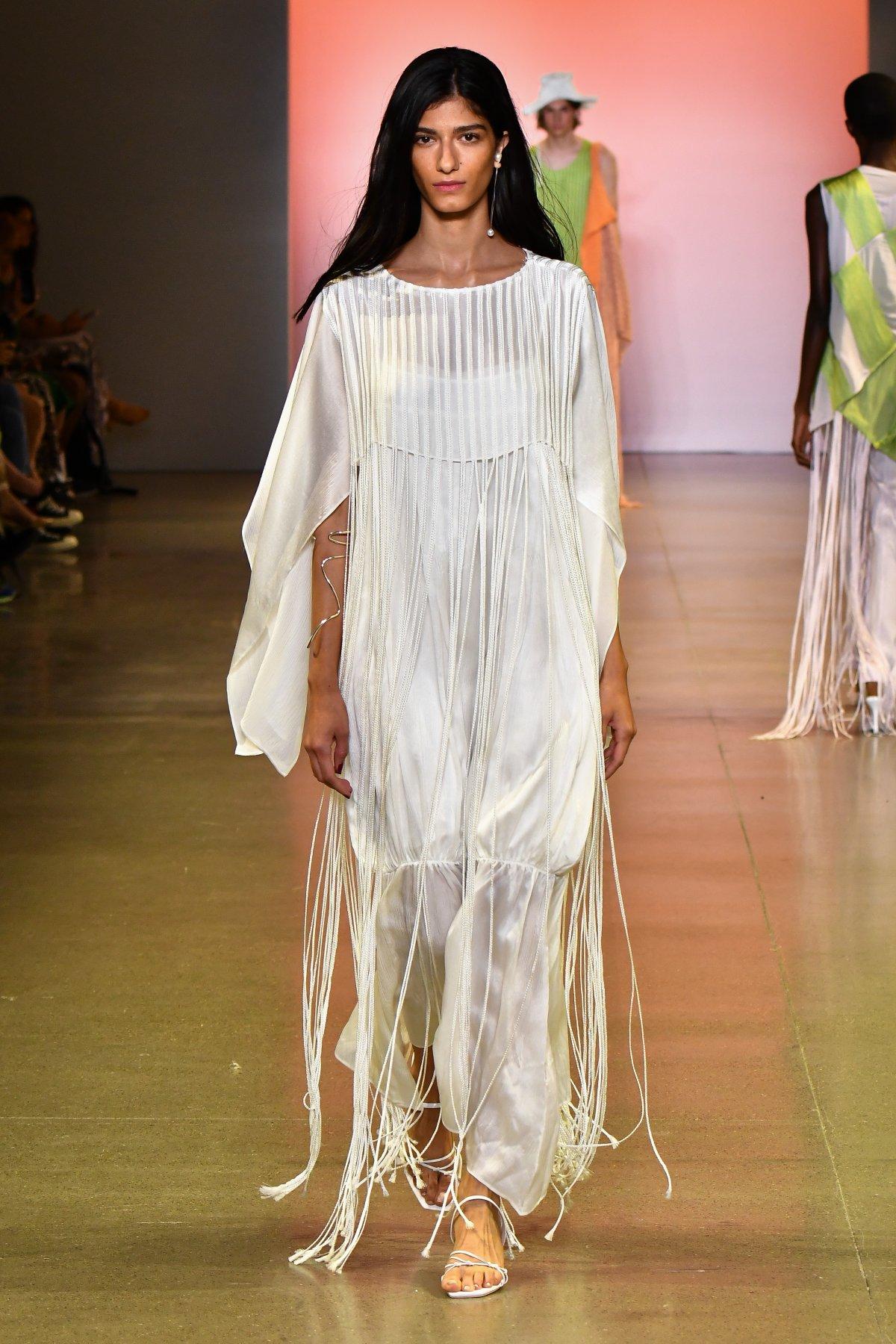 China Day - Xu Zhi, Spring 2020, New York Fashion Week, September 8 2019